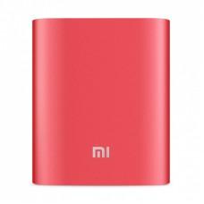 Универсальная батарея Xiaomi Mi power bank 10400mAh Red Original