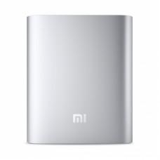 Универсальная батарея Xiaomi Mi power bank 10000mAh Silver Original