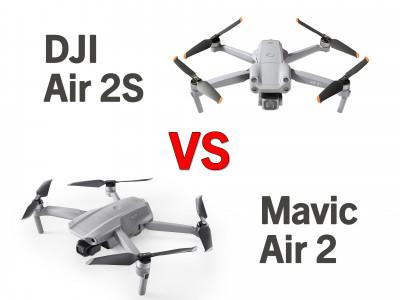 DJI Air 2S vs Mavic Air 2: какой из них вам подходит?