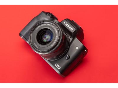 Обзор Canon EOS M50 Mark II