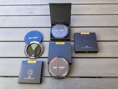 Обзор Gear: 4 новых концептуальных фильтра K&F проходит тест