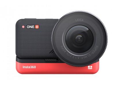 Обзор: Insta360 One R - модульная экшн-камера с 1-дюймовым сенсором.