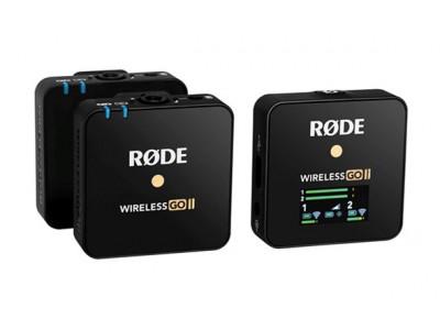 Новая система Rode Wireless Go II теперь предлагает двухканальную запись, встроенное хранилище и многое другое