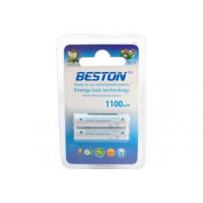 Аккумулятор Beston AAA 1100 mAh Ni-MH, 2 шт (AAB1828)