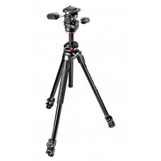 Штатив для фотокамеры и 3D головка Manfrotto Dual (MK290DUA3-3W)