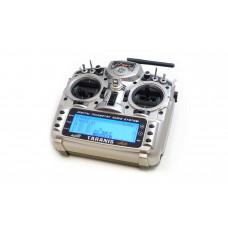 Аппаратура управления FrSky Taranis X9DP в алюминиевом кейсе