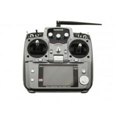 Аппаратура р/у авиа 12к Radiolink AT10 II с приемником R12DS (серый)