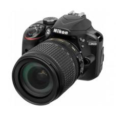 Фотокамера зеркальная Nikon D3400 KIT AF-S DX 18-105 VR