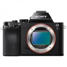 Фотокамера зеркальная Sony Alpha 7S body black