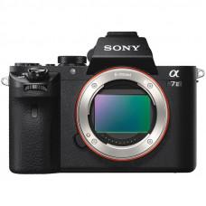 Фотокамера зеркальная Sony Alpha 7M2 body black
