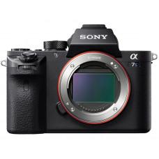 Фотокамера зеркальная Sony Alpha 7SM2 body black