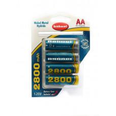 HAHNEL Аккумулятор AA 2800mAh B4