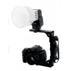 WEIFENG Рукоятка-держатель для фотокамеры и вспышки LH-06