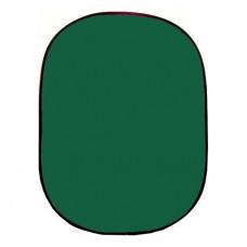 Фотофон складной на пружине Falcon Eyes RBP-6276/BCP-10 Зеленый (Chroma Key) 158х193см