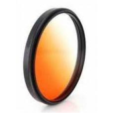 Оранжевый градиентный фильтр