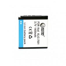 Аккумулятор ExtraDigital Kodak KLIC-7001