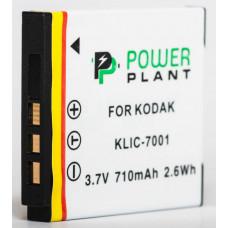 Aккумулятор PowerPlant Kodak KLIC-7001