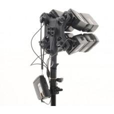LASTOLITE Держатель 4х вспышек и зонта Speed Light Quad Bracket (2535)