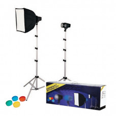 Комплект студийного света Falcon SSK-2110P
