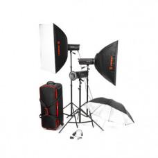 Goldenshell Комплект студийного света Kit 4