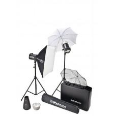 Комплект студийного света Elinchrom Style RX 600/600 (20644)