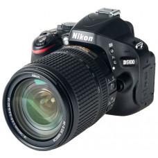 Цифровая зеркальная фотокамера Nikon D5100 Kit (18-140 VR)