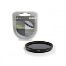 Нейтрально-серый фильтр ND4 Green.L 77mm