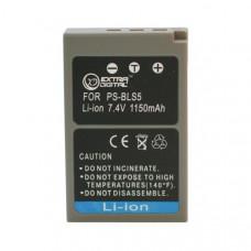 Aккумулятор PowerPlant Olympus PS-BLS5