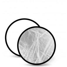 Отражатель Godox-Pioneer 2 в 1 (80см) Silver/White