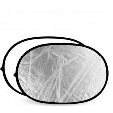 Отражатель Godox-Pioneer 2 в 1 (90х120см) Silver/White