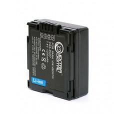 Аккумулятор ExtraDigital Panasonic VW-VBD070, CGA-DU07