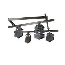 Подвесная система ARSENAL (рельсы 5 шт (3м) + 4 пантографа)