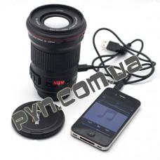 Колонка в форме объектива Canon EF 135mm f/2L USM