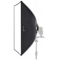 HYUNDAE PHOTONICS Софтбокс для накамерных вспышек Strip Speedbox 30х60cm