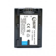Аккумулятор ExtraDigital Sony NP-FW50