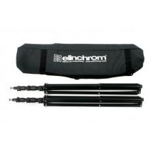 Комплект Elinchrom 30162  (стойки 88-235 см -2,сумка -1)