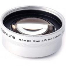 Телеконвертер Marumi 58mm 2.0х