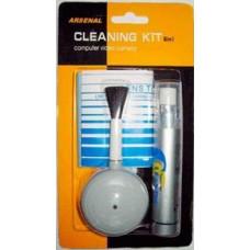 Набор для чистки оптики ARSENAL ARS-2009 5в1