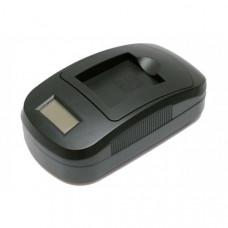 Зарядное устройство ExtraDigital Canon LP-E10 (LCD)