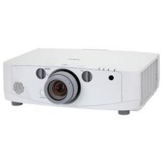 Инсталляционный проектор NEC PA500XG (3LCD, XGA, 5000 ANSI Lm)