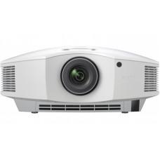 Проектор для домашнего кинотеатра Sony VPL-HW40ES, белый (SXRD, Full HD, 1700 ANSI Lm)