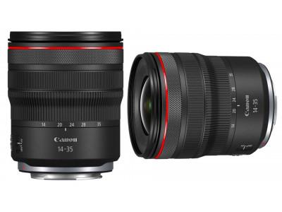 Canon представляет RF14-35mm F4 L IS USM: новый сверхширокоугольный зум-объектив для систем EOS-R