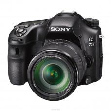 Фотокамера зеркальная зеркальная Sony Alpha 77M2 kit 18-135 black