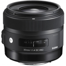 Объектив SIGMA AF 30/1.4 EX DC HSM Art Nikon