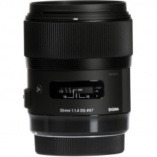 Объектив SIGMA AF 35/1,4 DG HSM Art Canon