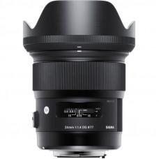 Объектив SIGMA AF 24/1,4 DG HSM Art Canon