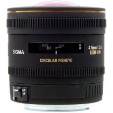 Объектив SIGMA AF 4,5/2,8 EX DC Circular Fisheye HSM Nikon