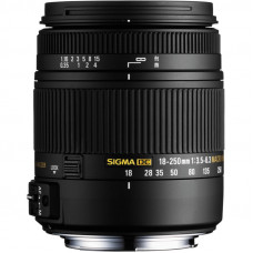 Объектив SIGMA AF 18-250/3.5-6.3 DC MACRO OS HSM Nikon
